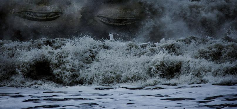 Barrera para limpiar los océanos de basura