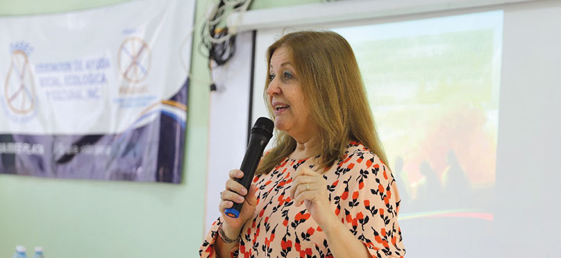 Conferencia a padres y madres. Centro Ciudad del Conocimiento